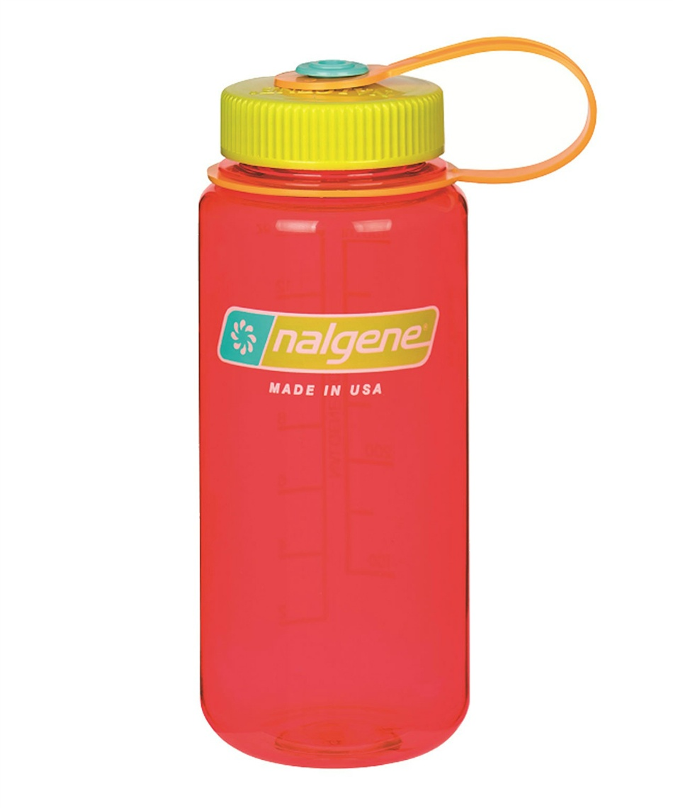 ナルゲン(NALGENE) ウォーターボトル 広口0.5L Tritan 9130