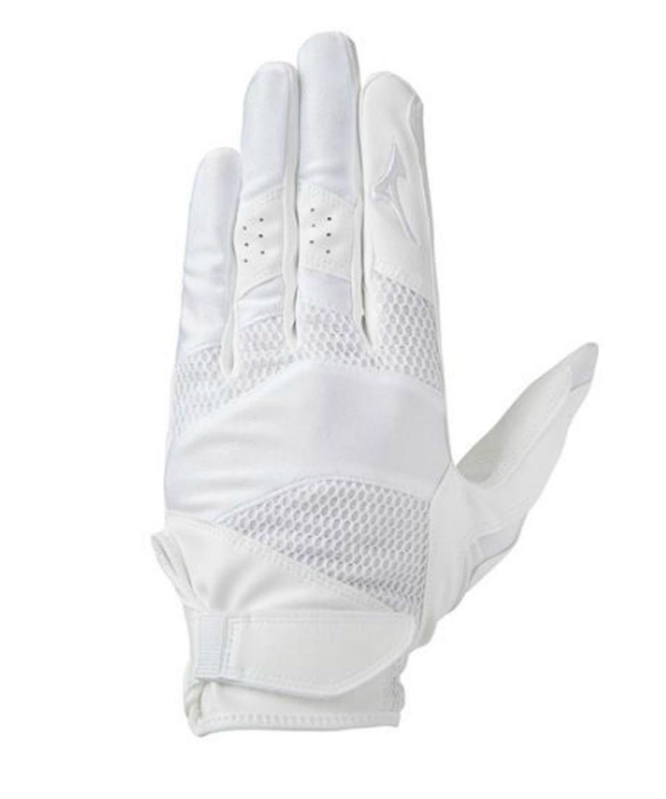 ミズノ ( MIZUNO )  右手用 ミズノプロ 守備 高校野球ルール対応モデル 1EJED20110