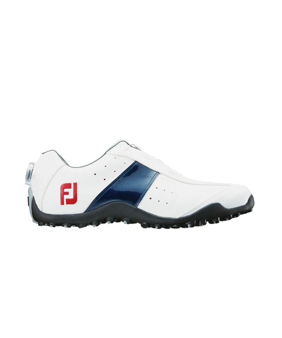 フットジョイ ( FootJoy ) ゴルフシューズ スパイクレス EXL Spikeless Boa 45181W 【国内正規品】【2018年モデル】