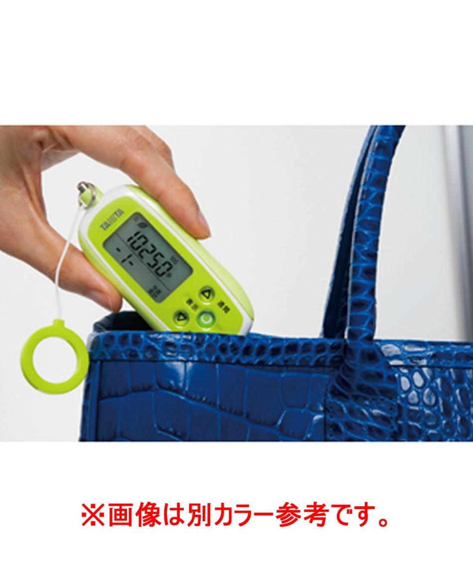 タニタ ( TANITA )  歩数メーター 3Dセンサー搭載歩数計 防犯ブザー付き FB736