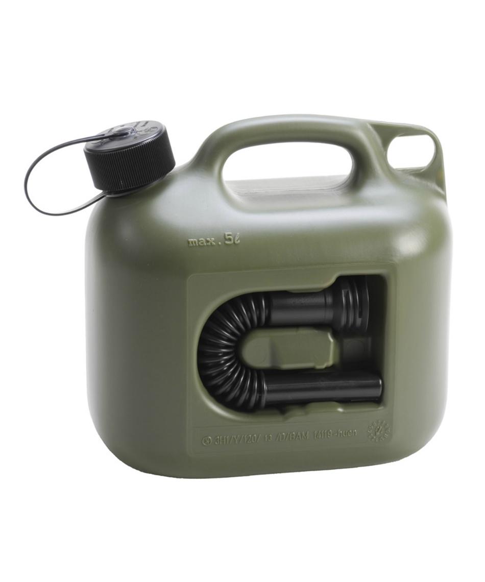 ヒューナースドルフ (HUNERSDORFF) ポリタンク FuelCan PROFI 5L 800200