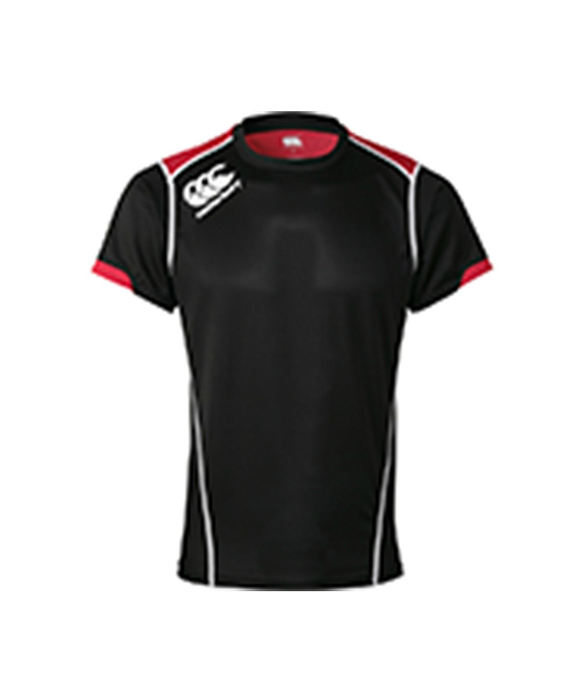 カンタベリー(CANTERBURY) ラグビーウェア 半袖シャツ プラクティス Tシャツ RG39003