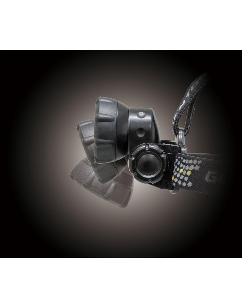 ジェントス(GENTOS) ヘッドライト 小型ヘッドライト 軽量コンパクト80 GTR-831D