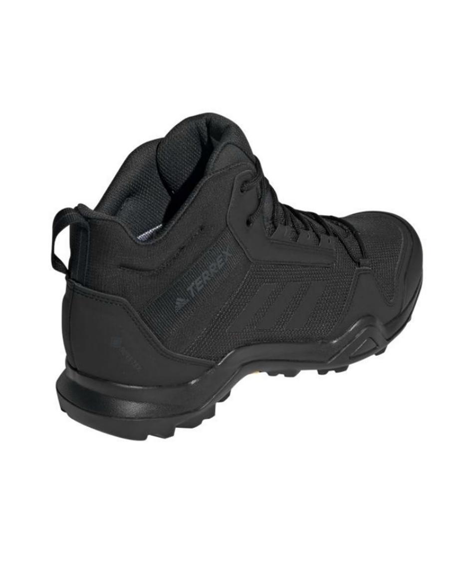 アディダス(adidas) トレッキングシューズ ゴアテックス ミッドカット テレックス AX3ミッド GTX BC0466 BTI56 ブラック