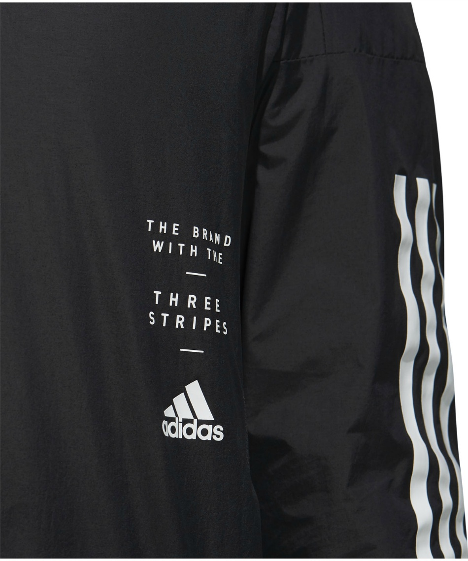 アディダス(adidas) ウインドブレーカー ジャケット M ID ウインドハイブリッドジャケット 中綿 FYK25