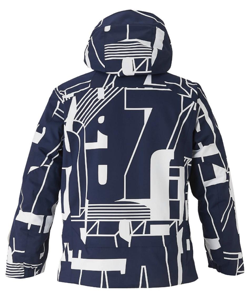 ミズノ(MIZUNO) スキーウェア ジャケット フリースキーパーカ Z2ME9340 【19-20 2020 モデル】