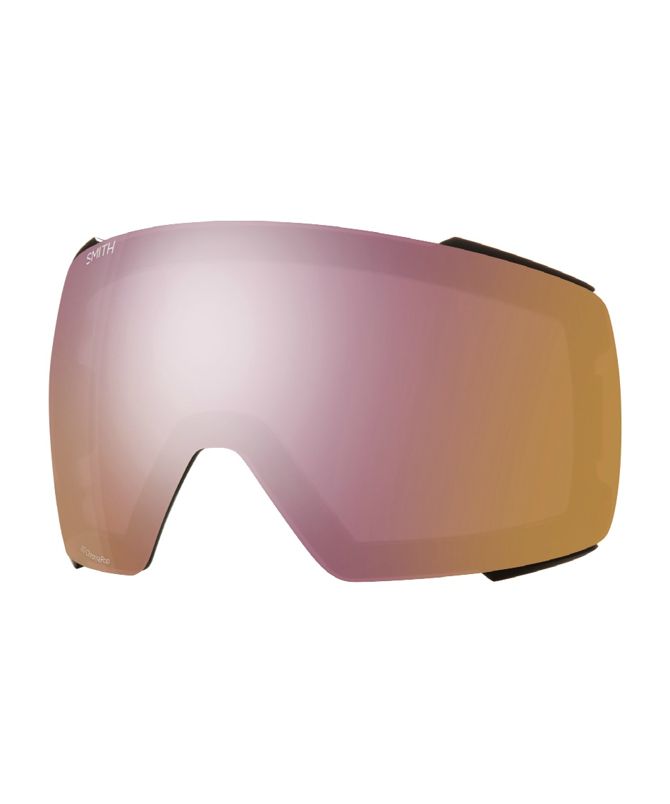 スミス(SMITH) スキー スノーボードゴーグル スペアレンズ CP Everyday Rose Gold Mirror I/O MAG CP EVERYDAY ROSE GOLD