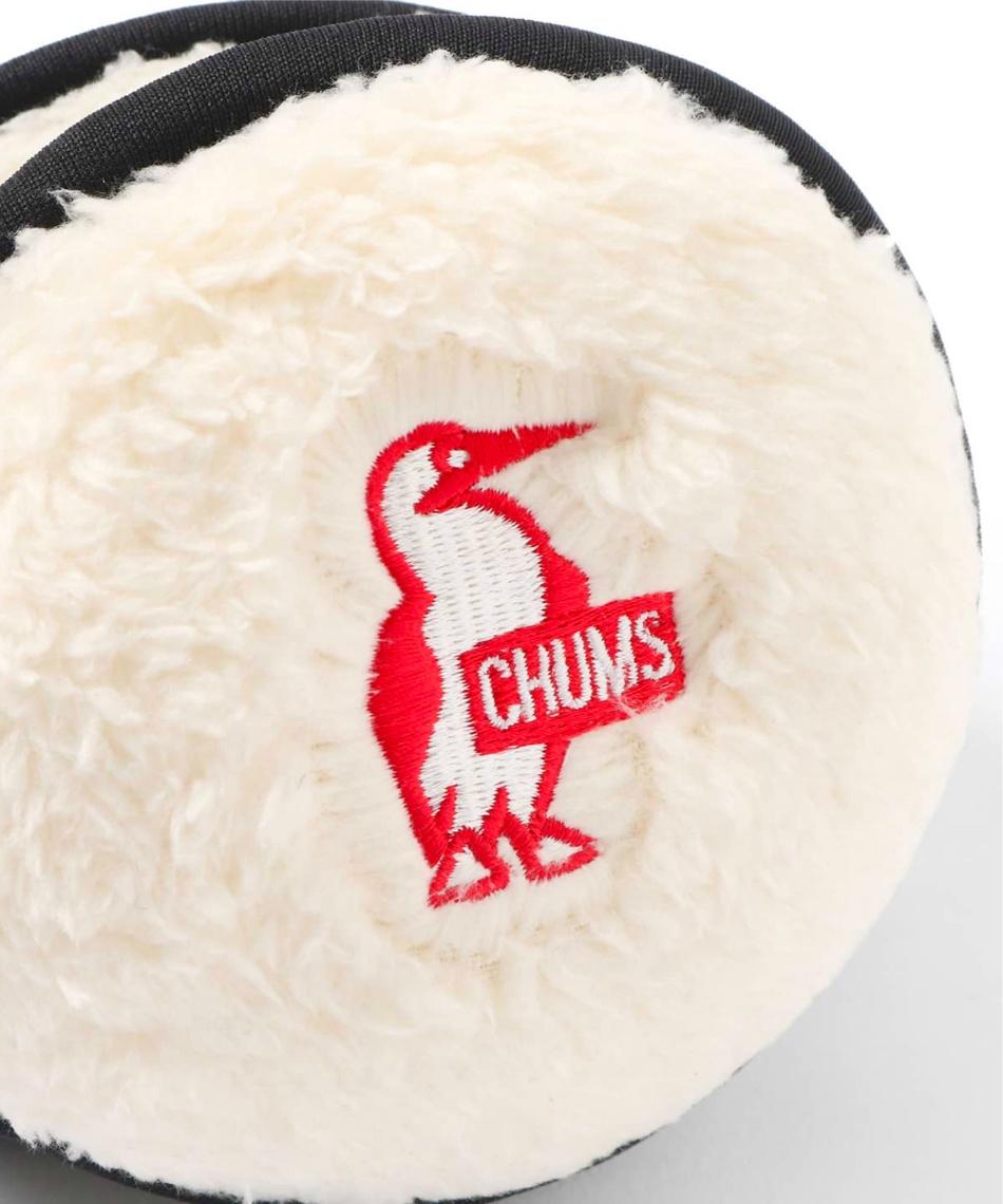 チャムス(CHUMS) 耳あて エルモフリースコンパクトイアーウォーマー CH09-1179