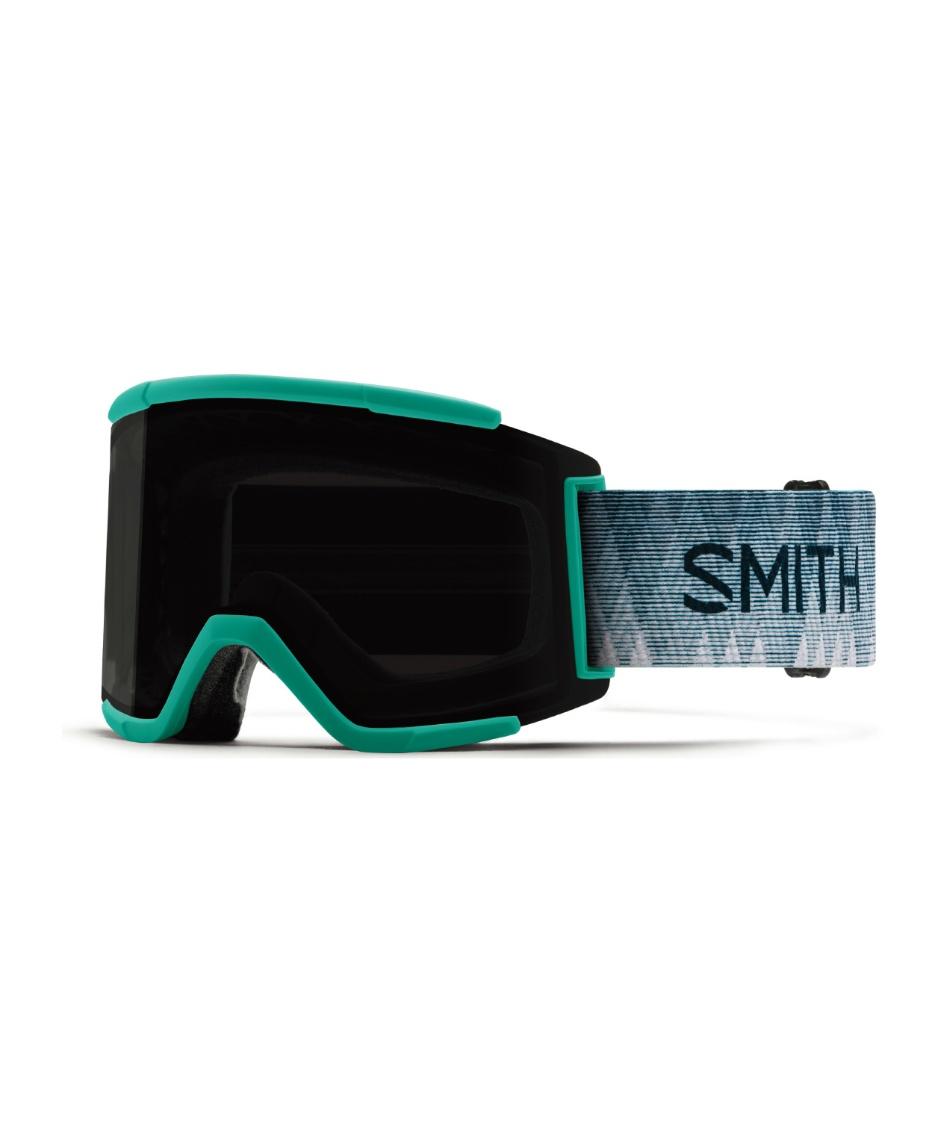 スミス(SMITH) スキー スノーボードゴーグル GOGGLE スペアレンズ付 U-SQUAD XL BOBBY B AC
