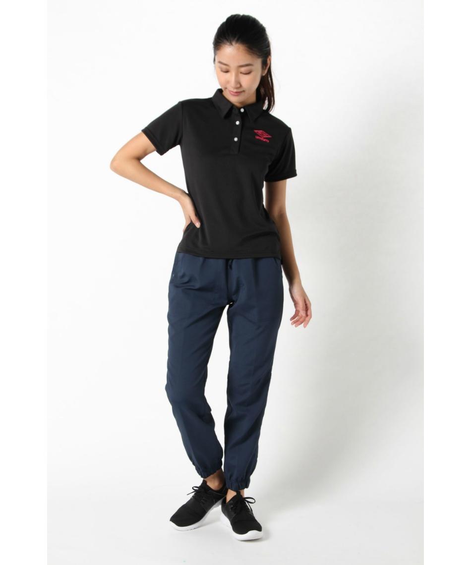 アンブロ(UMBRO) ポロシャツ 半袖 機能ポロシャツ UMWPJA71HM