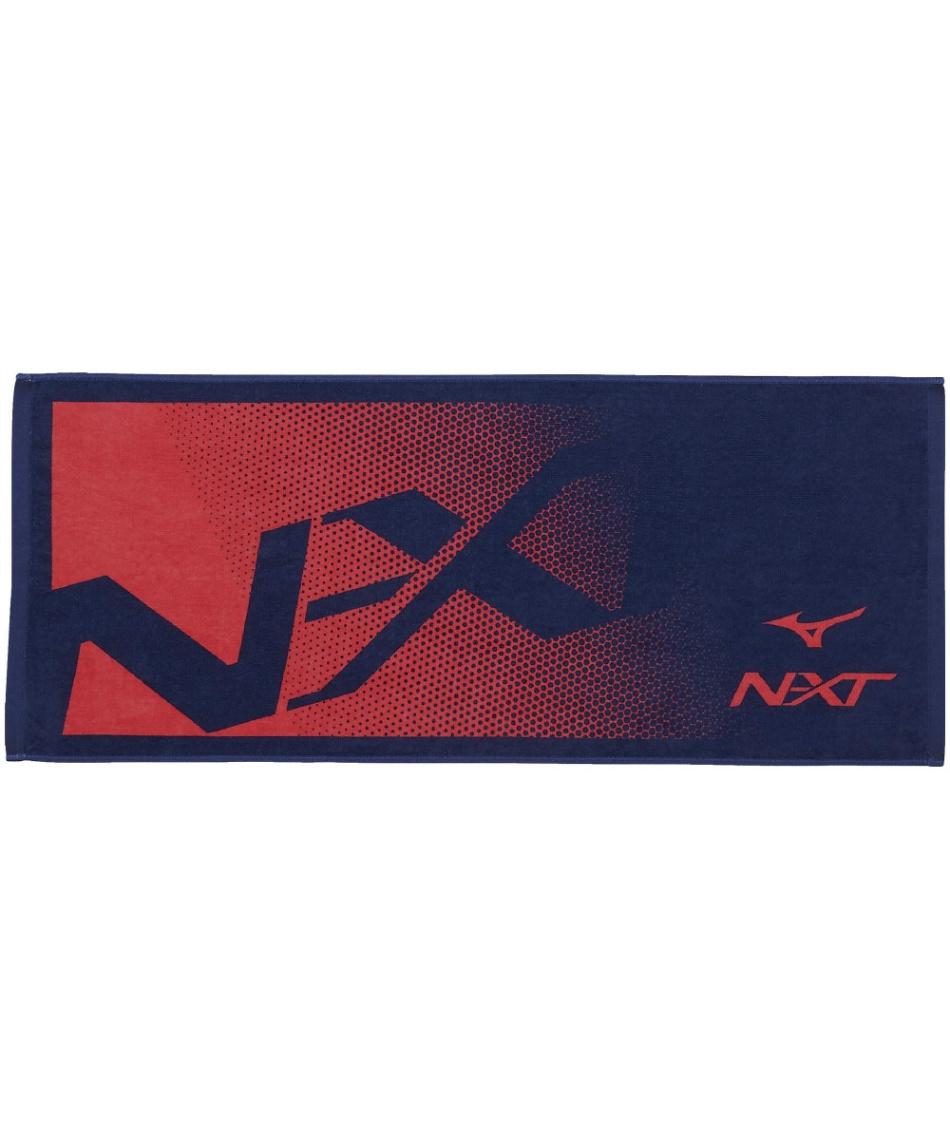 ミズノ(MIZUNO) スポーツタオル N-XTフェイスタオル 32JY0103