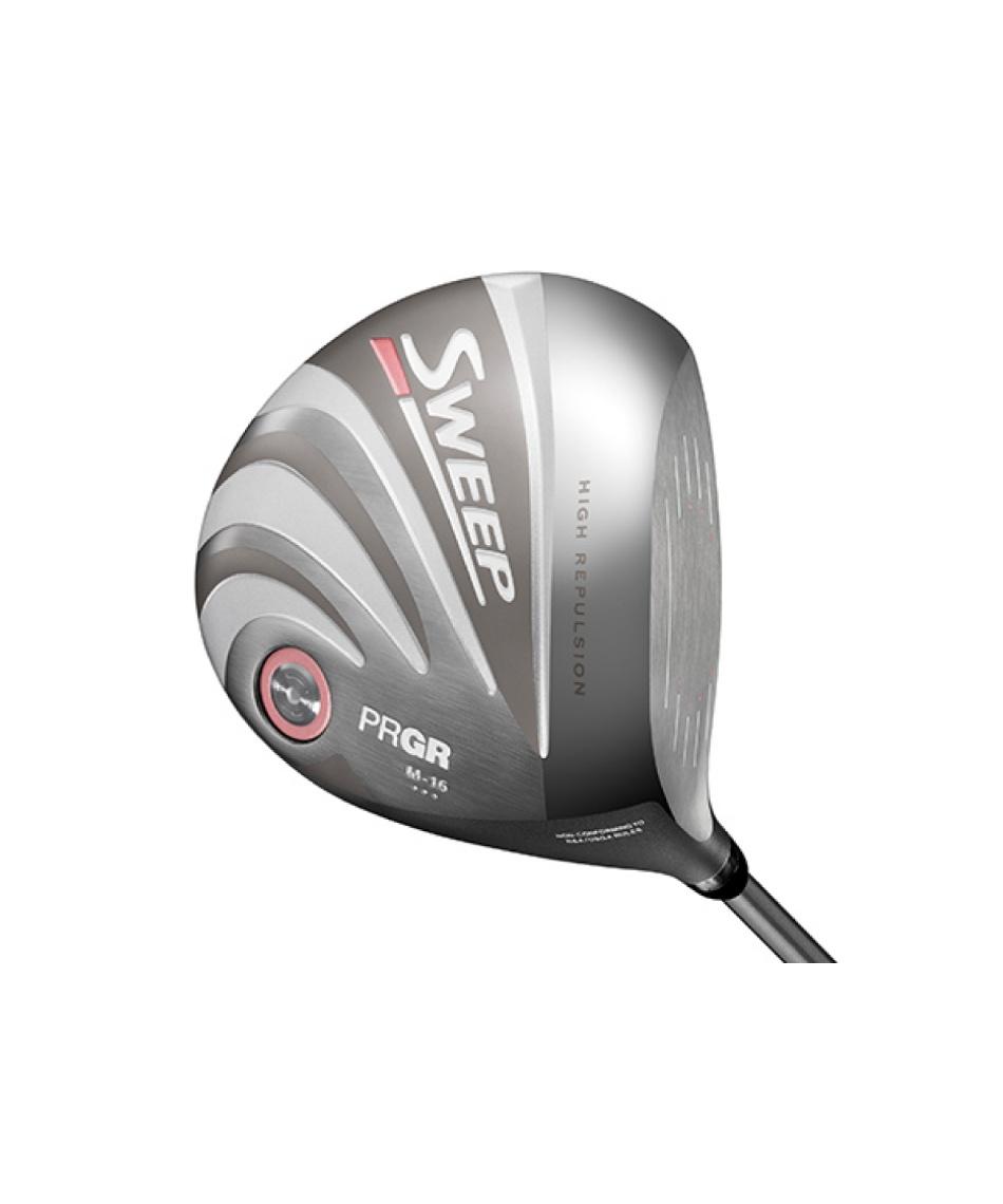 プロギア(PRGR) ゴルフクラブ ドライバー スイープ 高反発モデル SWEEP M-16 2020 DR (HR) 【2020年モデル】