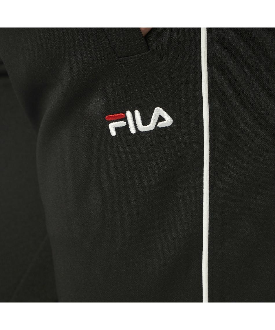 フィラ(FILA) テニスウェア バドミントンウェア スウェット パンツ ジャージロングボトムス 410-664