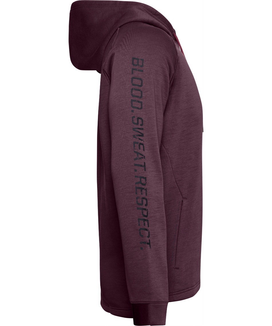 アンダーアーマー(UNDER ARMOUR) スウェットパーカー UA PROJECT ROCK CC フーディー 1357193-569
