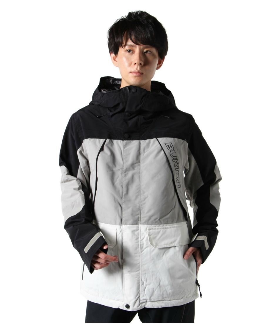 バートン(BURTON) スノーボードウェア ジャケット メンズ BREACH 101801 002 【国内正規品】【19-20 2020モデル】