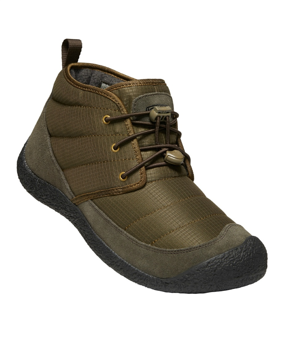 キーン(KEEN) ブーツ ハウザー ツー チャッカ 1023816 DO/BK