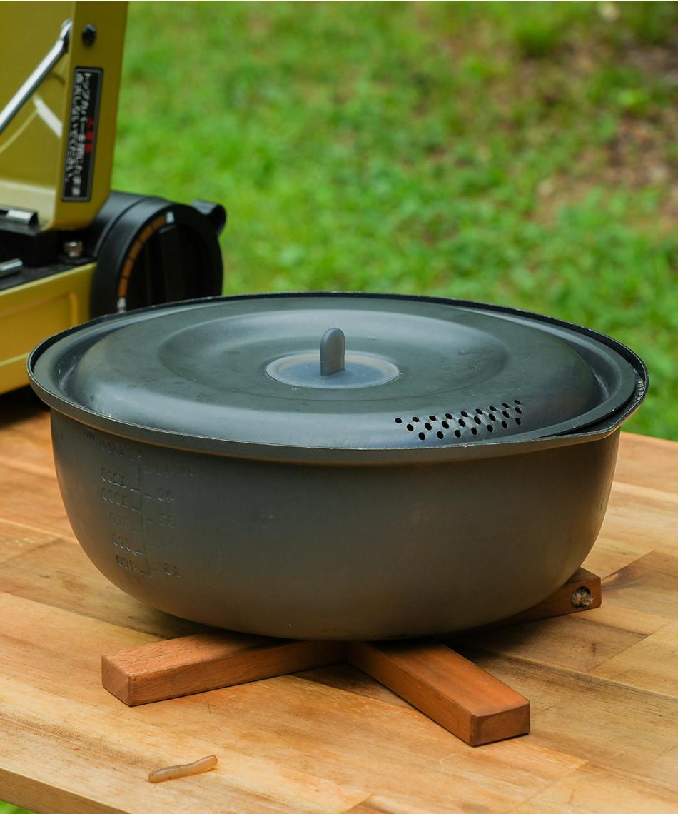 ビジョンピークス(VISIONPEAKS) 鍋敷き アカシア ポットスタンド VP160609K02
