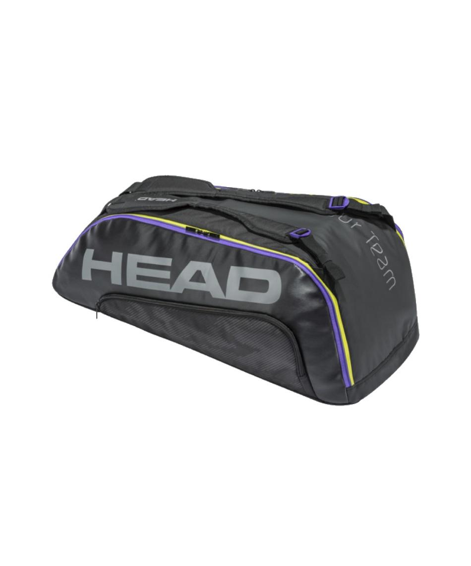 ヘッド(HEAD) テニス バドミントン ラケットバッグ 9本用 TOUR TEAM 9R SUPERCOMBI ツアーチーム 9R スーパーコンビ 283171
