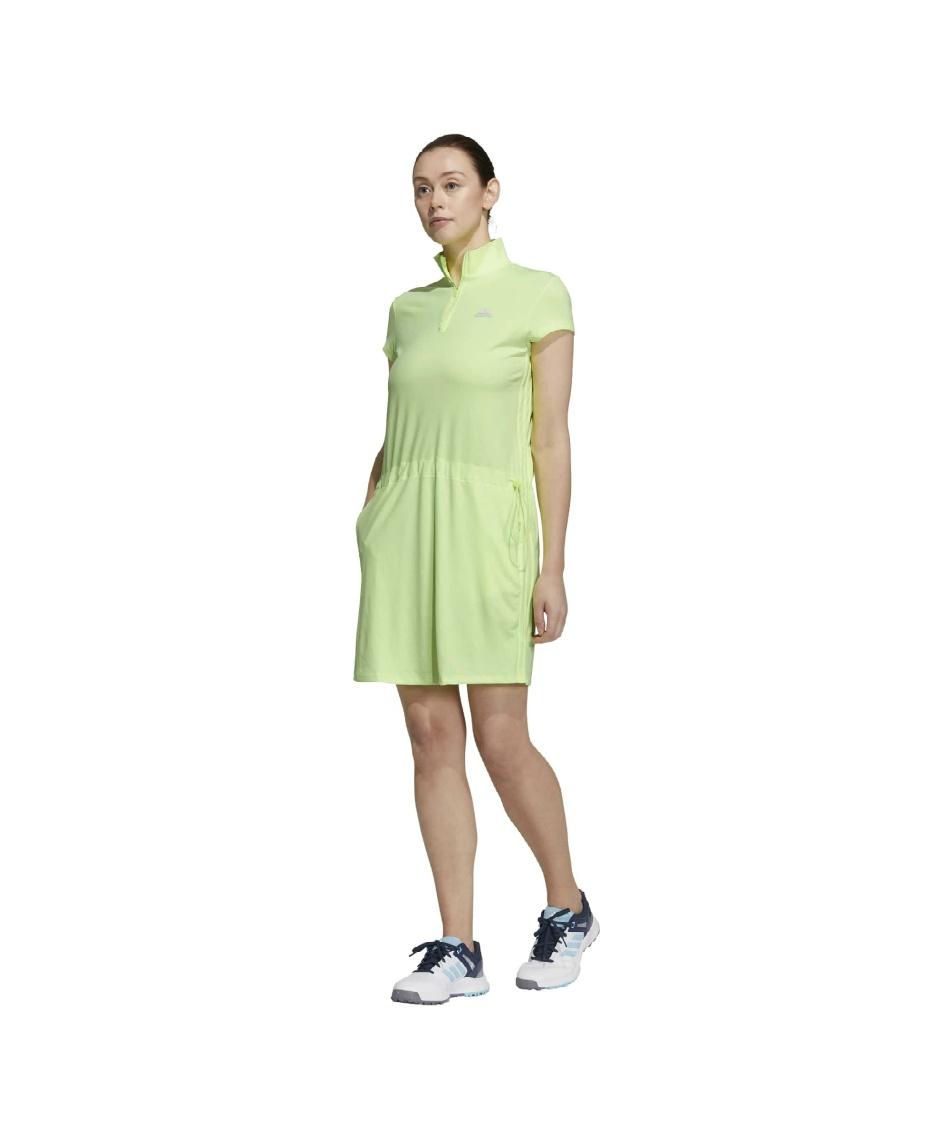 アディダス(adidas) ゴルフウェア ワンピース ADIDASプリント 半袖ワンピース 23125 【国内正規品】