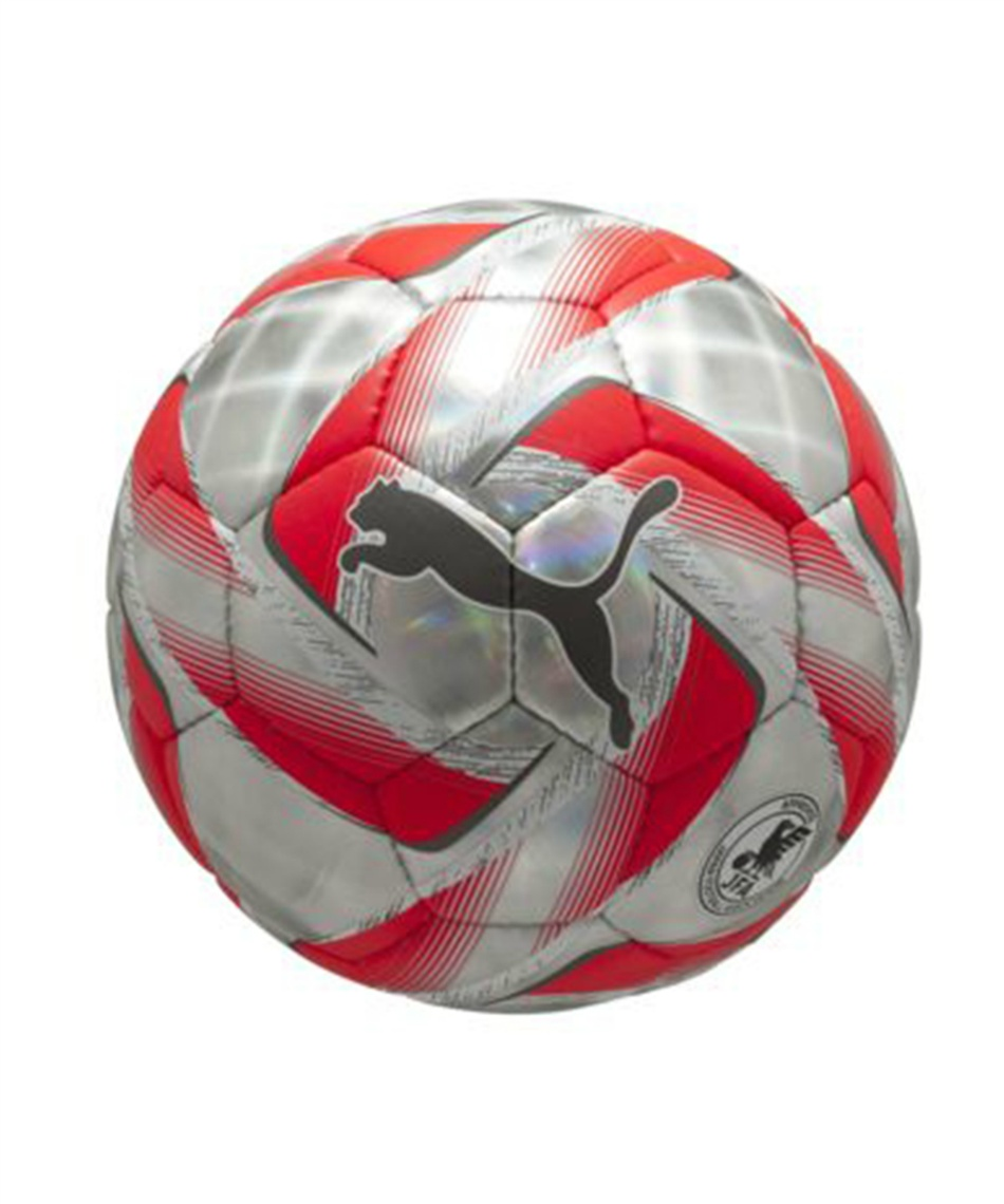 【4月8日発売】 プーマ(PUMA) サッカーボール 5号球 検定球 プーマ スピンボール SC 083612-04 5G