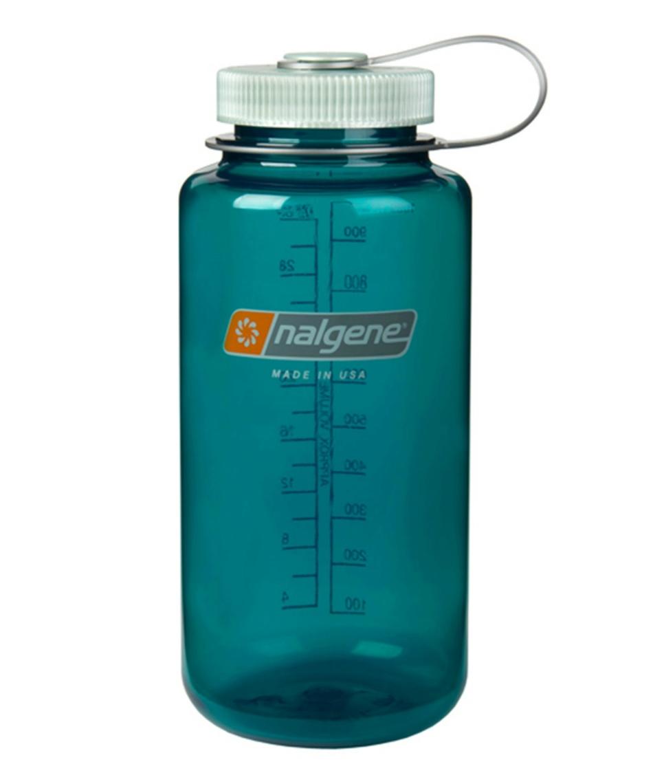 ナルゲン ( NALGENE ) ウォーターボトル 広口1.0L Tritan 9131