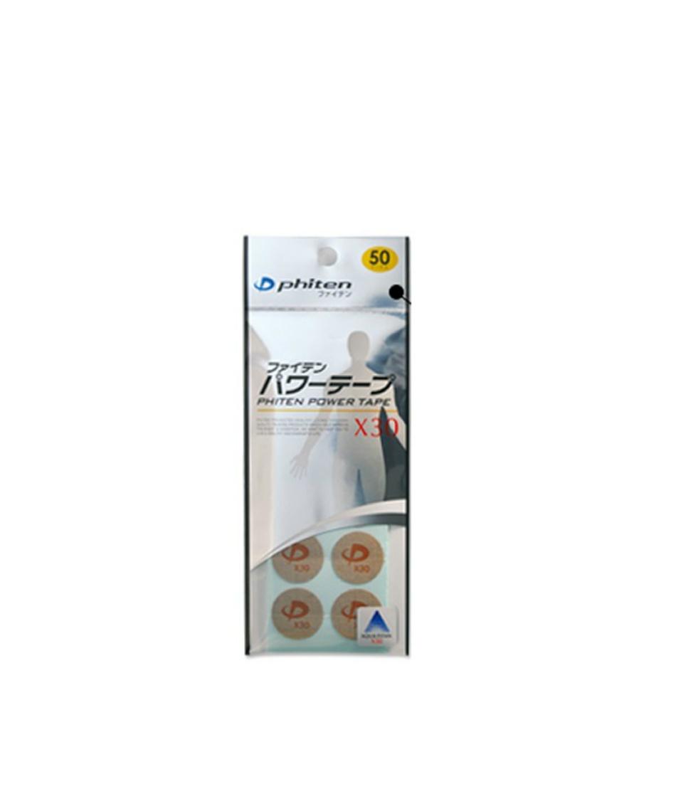 ファイテン(phiten) チタンテープ パワーテープX30(50マーク) PT700000