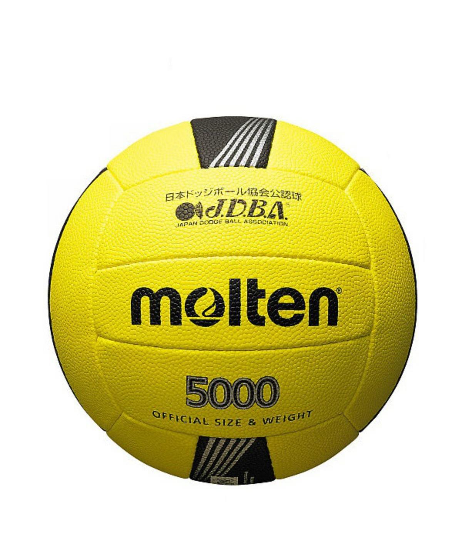 モルテン(molten) ドッジボール 3号球 検定球 JDBA D3C5000