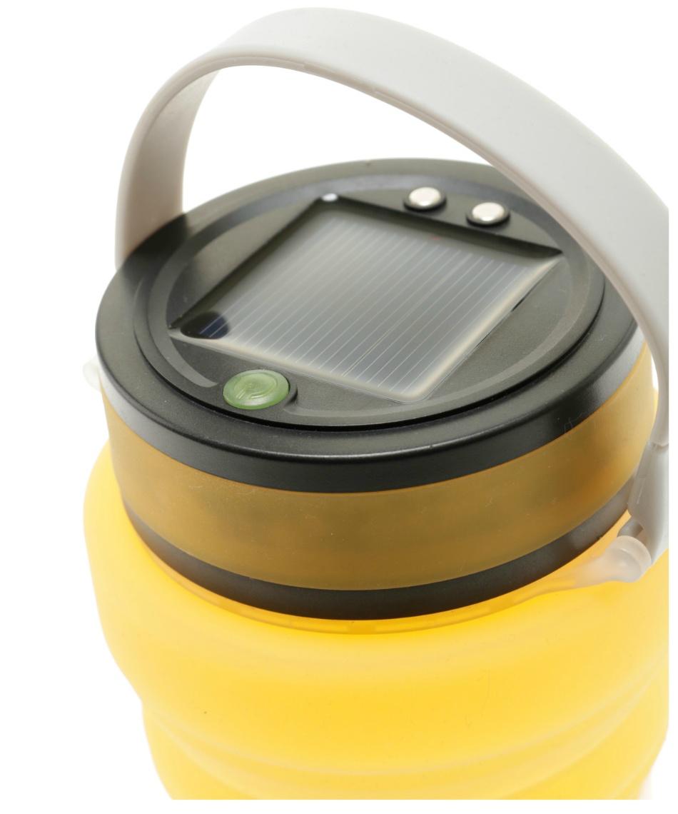 ビジョンピークス ( VISIONPEAKS ) ランタン LEDランタン 防水ソーラーLEDランタン VP160902F01
