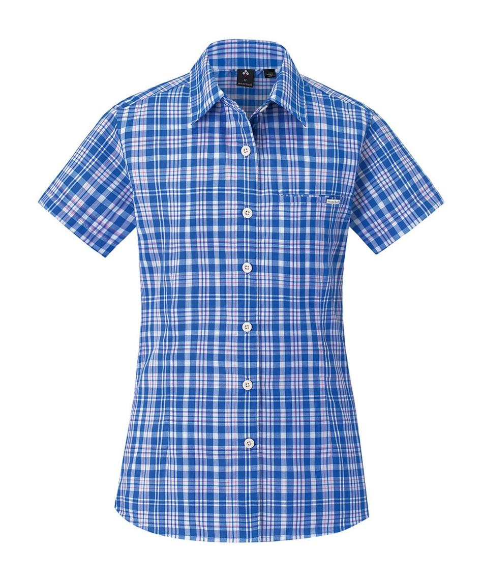 半袖シャツ WIC.ライト シングルポケット ショートスリーブシャツ 1114283 FBL