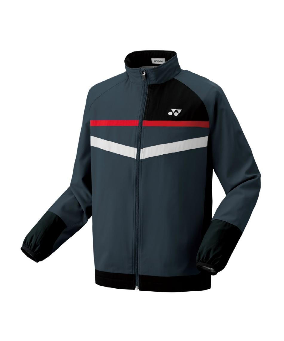 ヨネックス(YONEX) テニスウェア ウインドブレーカー 裏地付ウィンドウォーマーシャツ フィットスタイル 70062
