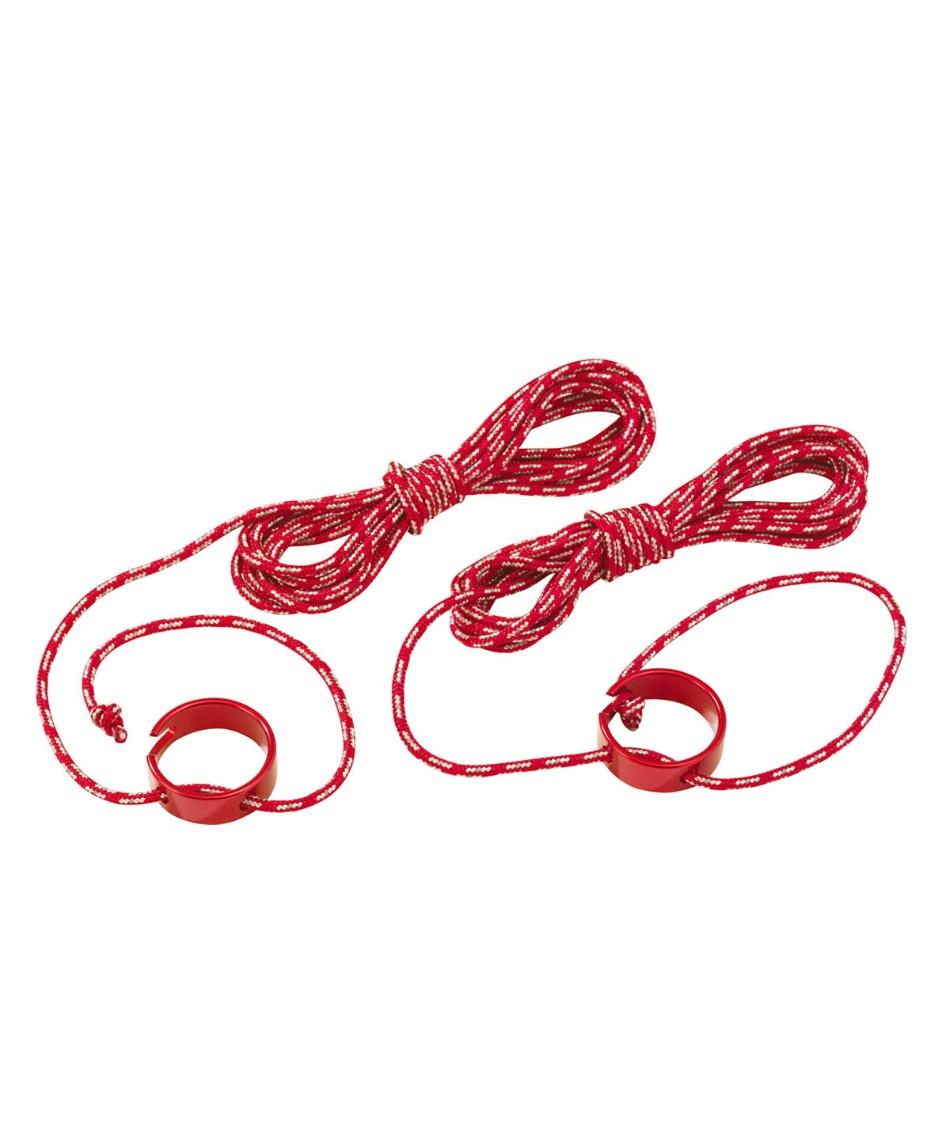 エムエスアール ( MSR )  テントロープ 2本セット テントガイライン ラージ TENT GUY LINES LARGE  37884