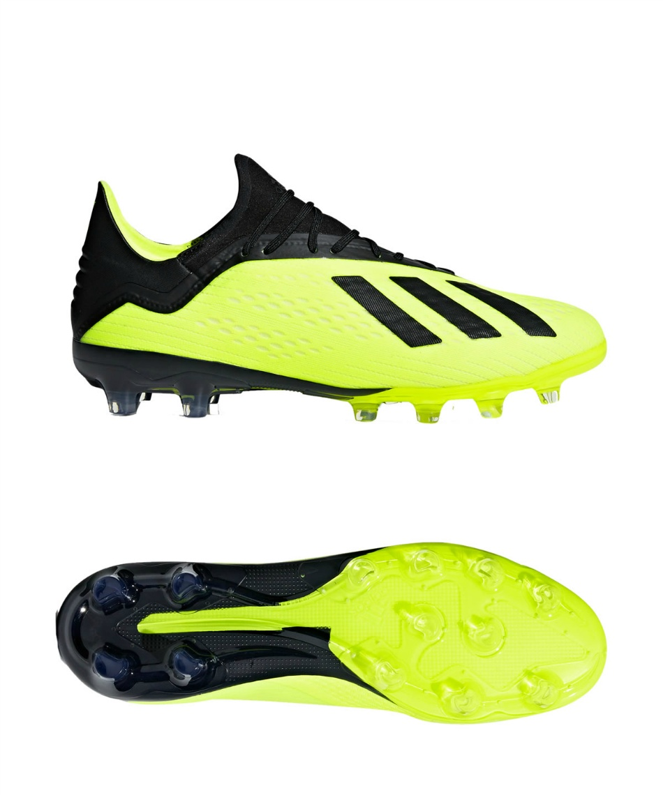 アディダス(adidas) サッカースパイク エックス X 18.2 ジャパン HG AG BB6952 BTB79
