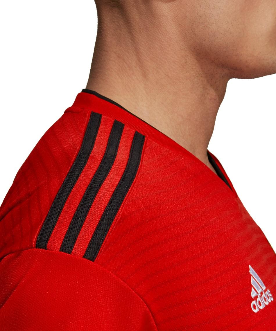 アディダス(adidas) サッカーウェア レプリカシャツ マンチェスターユナイテッドFC ホーム レプリカ ユニフォーム CG0040 ENP39