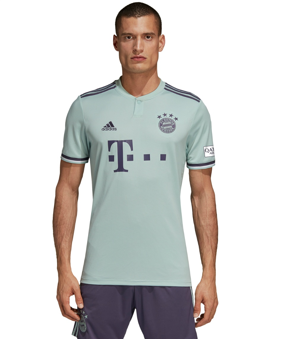 アディダス(adidas) サッカーウェア レプリカシャツ FCバイエルン アウェイ レプリカ ユニフォーム CF5410 ENO75