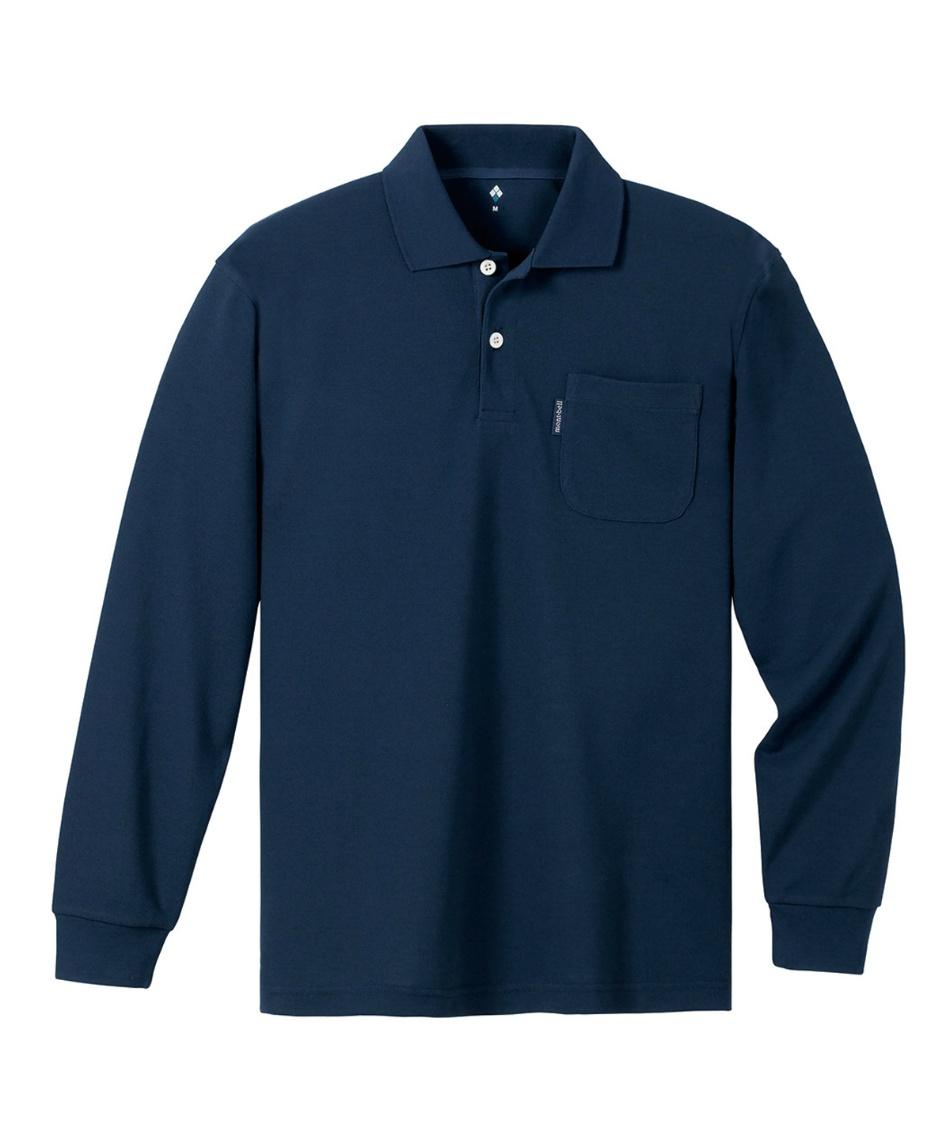長袖シャツ WIC.ロングスリーブ ポロシャツ Men's 1114230