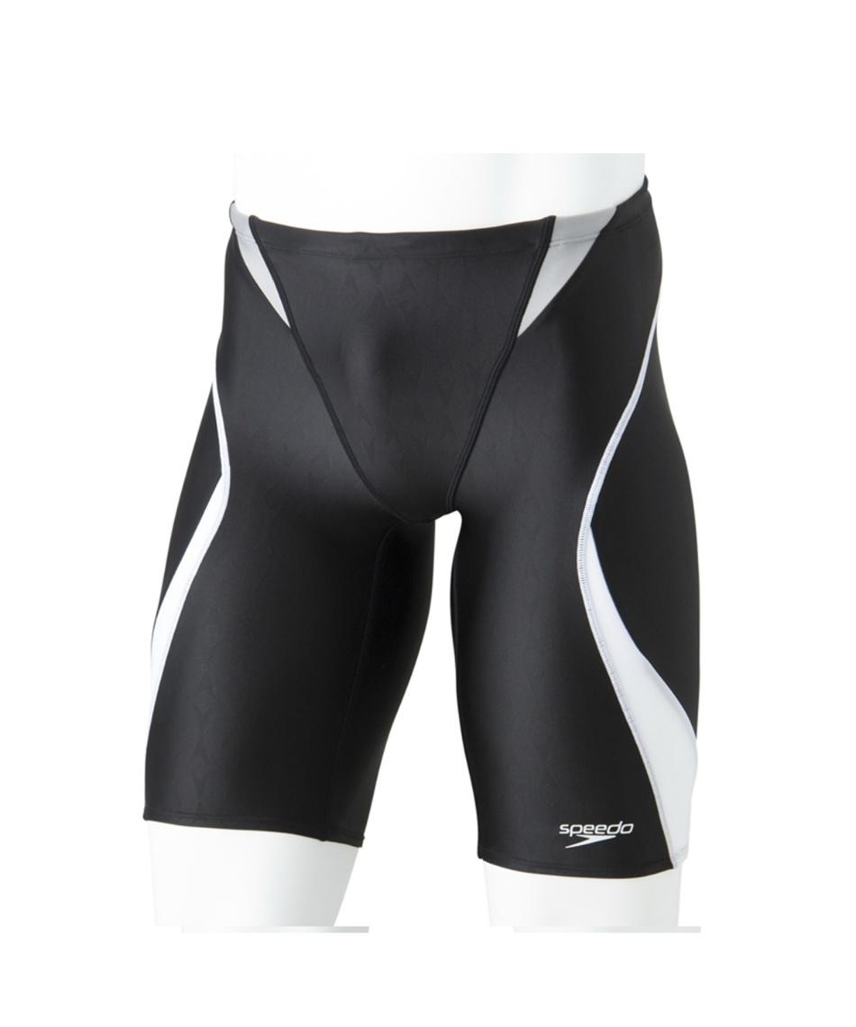 スピード(speedo) FINA承認 競泳水着 ハーフスパッツ FLEXΣ フレックスシグマ ジャマー マスターズ スパッツ SC61909F