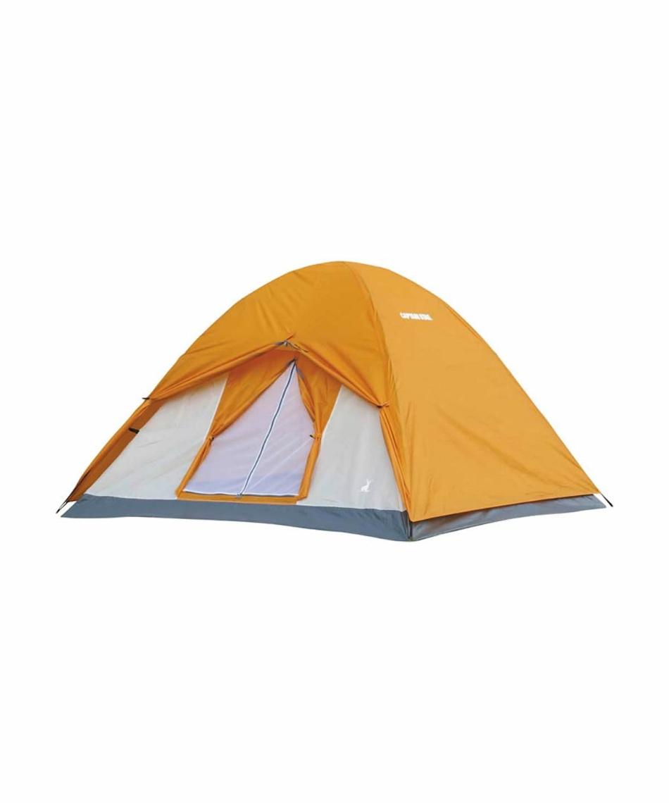 キャプテンスタッグ(CAPTAIN STAG) テント ツーリングテント クレセント 3人用ドームテント UA-50