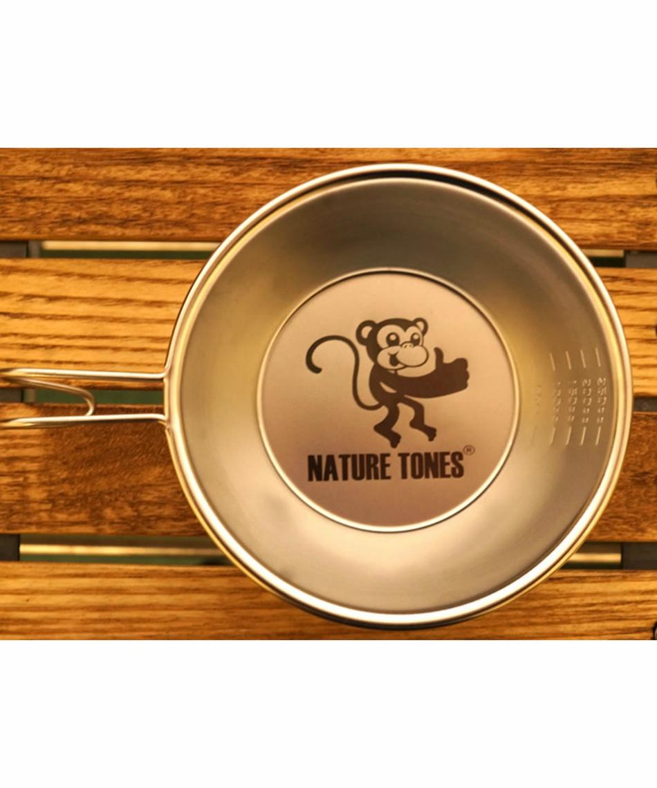 食器 シェラカップ ネイトンモンキー公式シェラカップ ナイス NMSC-NIC