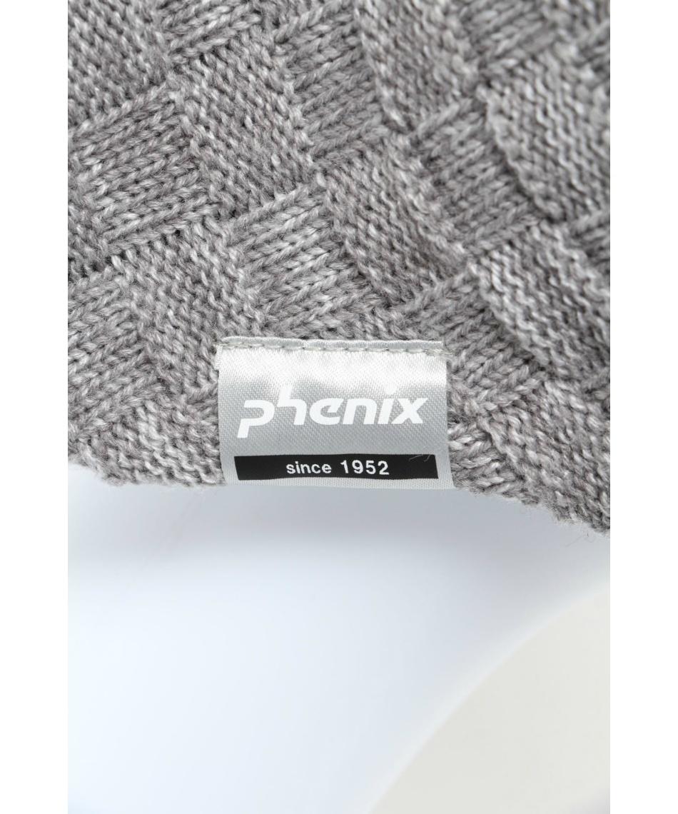 フェニックス(Phenix) ニット帽 FLAP KNITCAP フラップ ニットキャップ PS9G8HW86