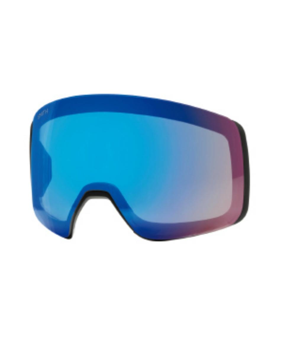 スミス(SMITH) スキー スノーボードゴーグル GOGGLE スペアレンズ付 4D MAG White Vapor