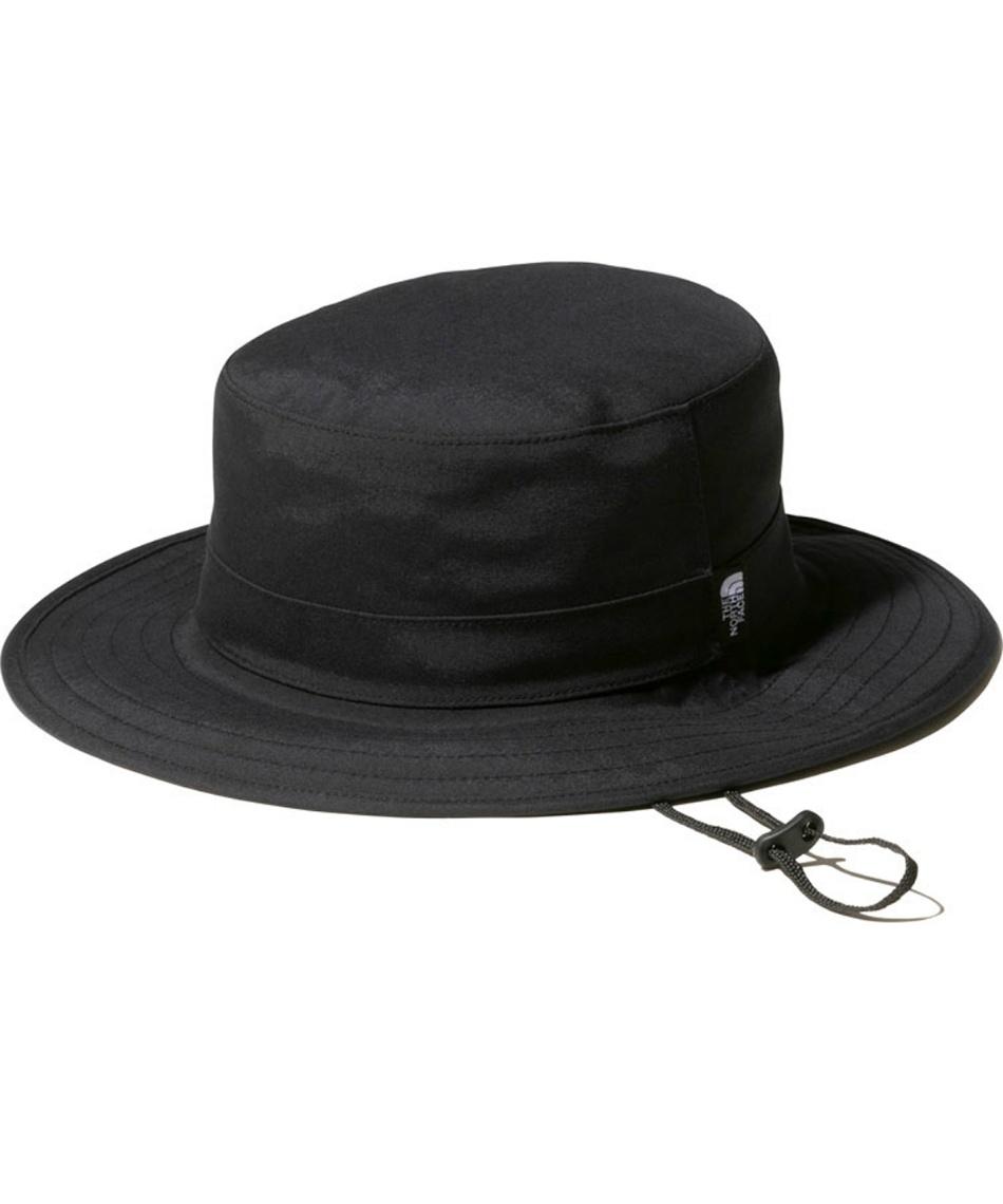 ノースフェイス(THE NORTH FACE) レインハット GORE-TEX Hat ゴアテックスハット NN41912 K 【国内正規品】