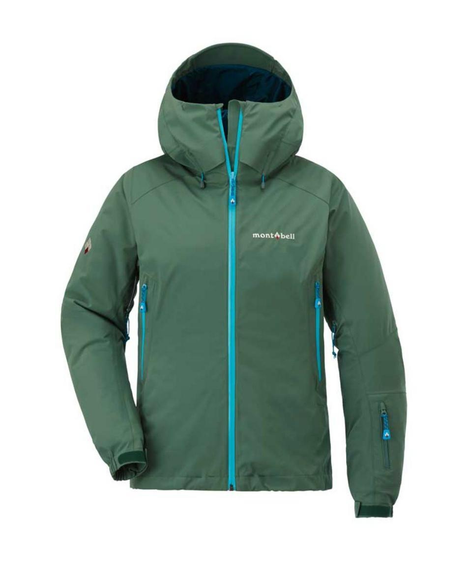 モンベル(mont bell) スキーウェア ジャケット ストームパーカ #1102494  ストームパーカ W