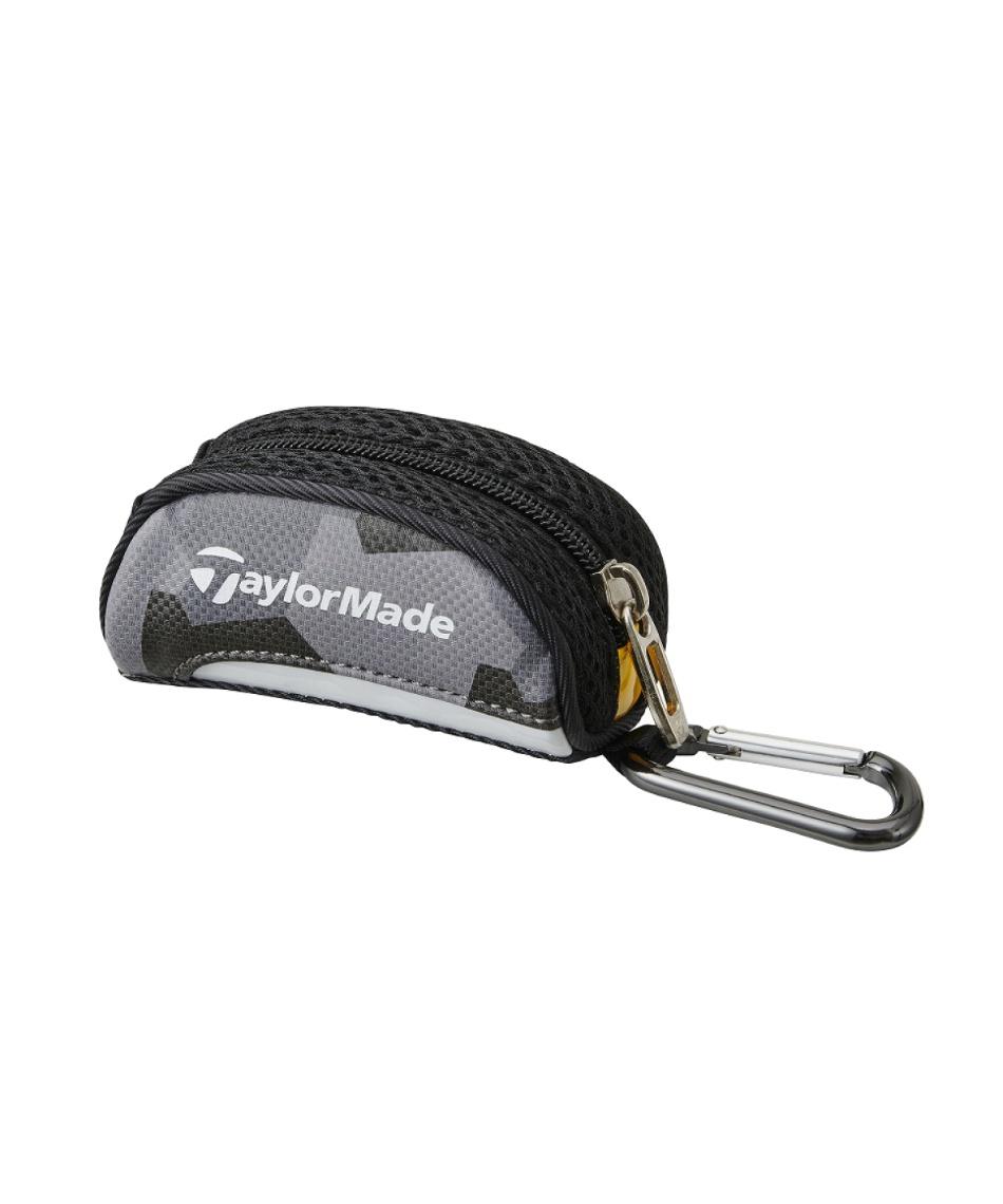 テーラーメイド(TaylorMade) ゴルフ ボールポーチ トゥルーライトボールケース CCN02 【国内正規品】