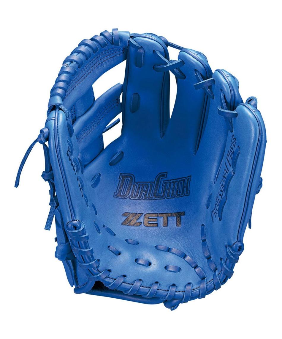 ゼット(ZETT) ソフトボールグローブ デュアルキャッチ 2号 オールラウンド用 BSGB75020