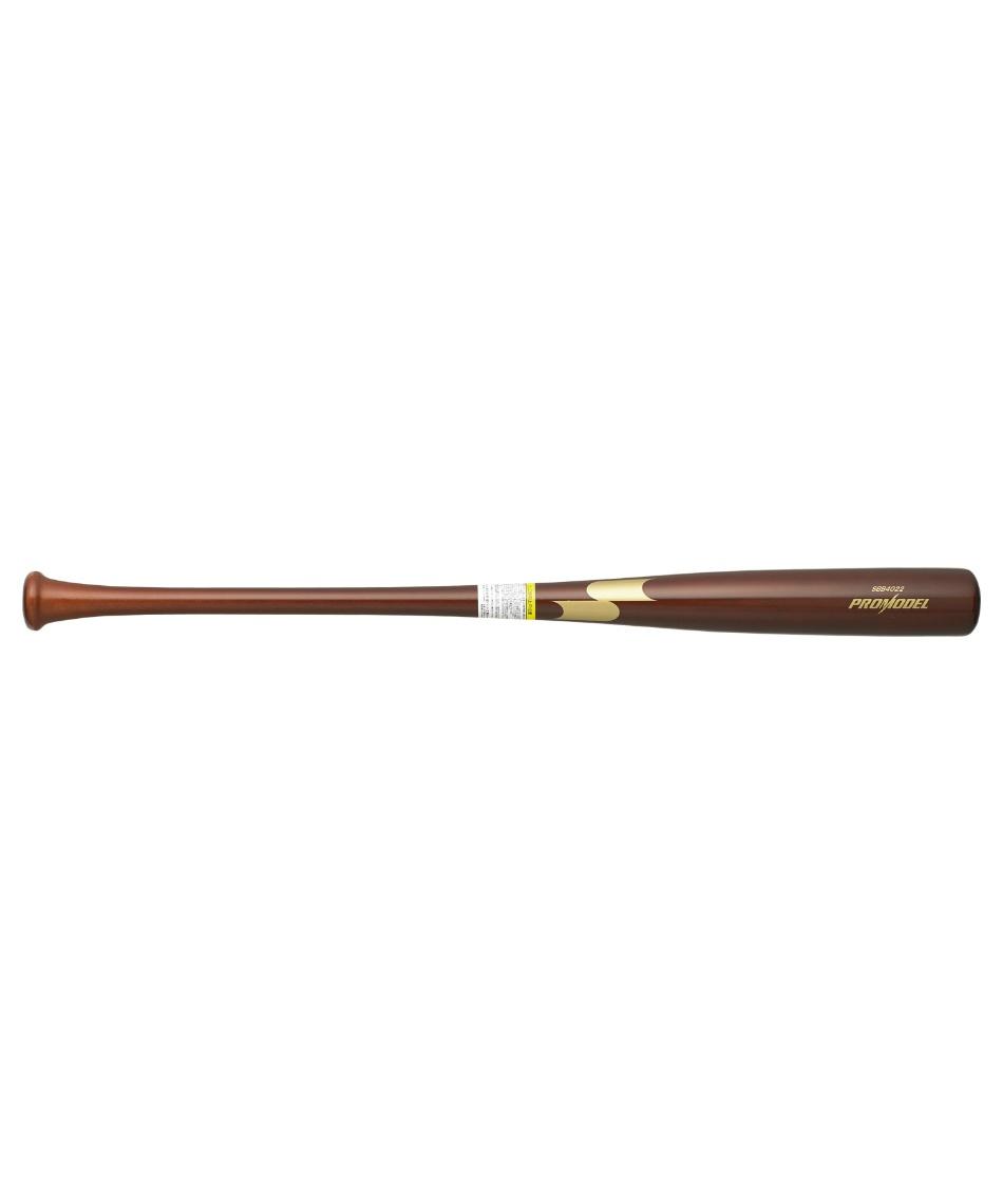 エスエスケイ(SSK) 野球 一般軟式バット 木製MLBモデル  SBB4022