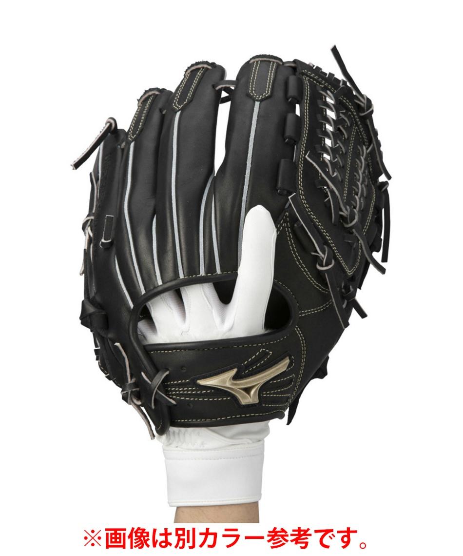 ミズノ(MIZUNO) 野球 バッティンググローブ 片手用 グローバルエリート ZeroSpace 高校野球ルール対応モデル 1EJED24090