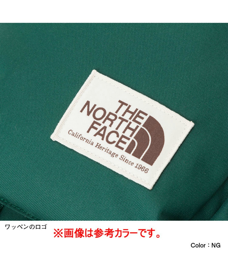 ノースフェイス(THE NORTH FACE) リュックサック 13L キッズホットショットミニ K Hot Shot Mini NMJ71903 K ブラック