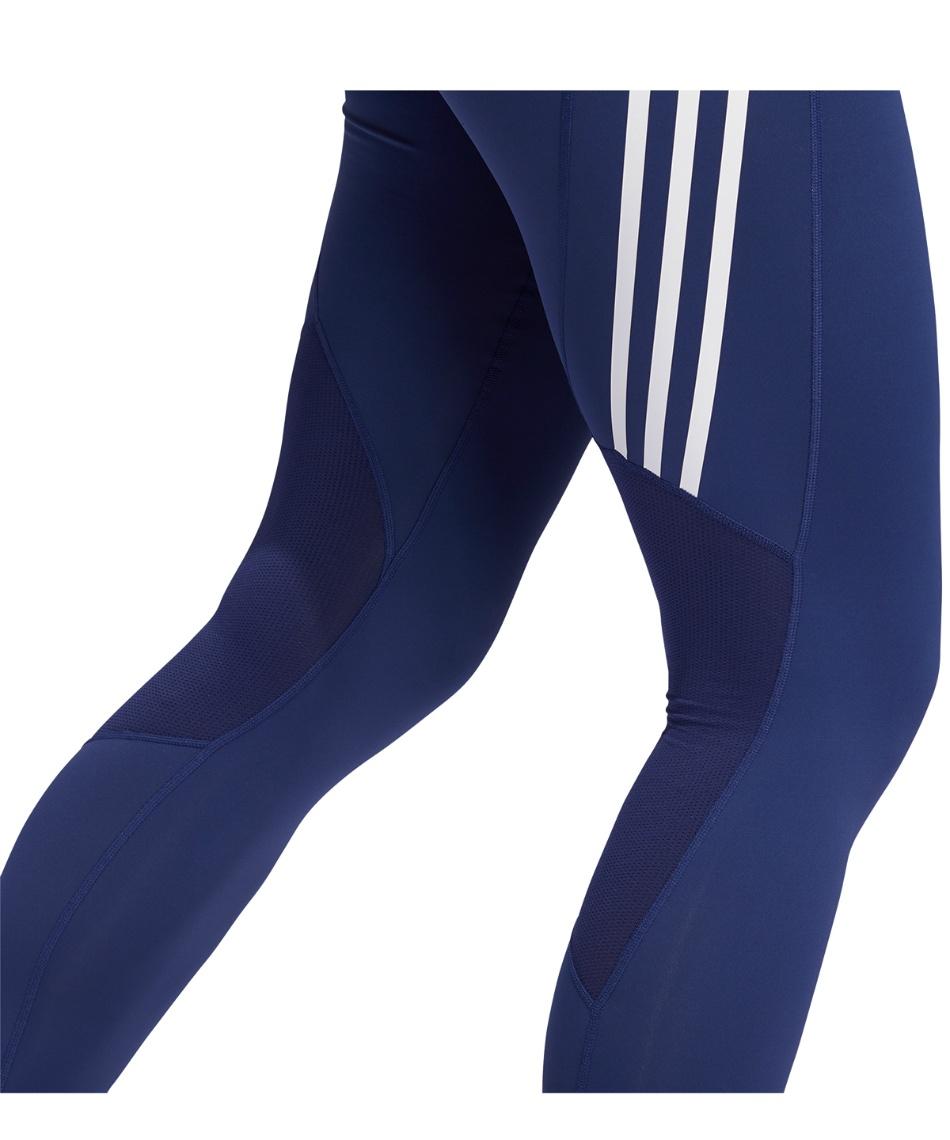 アディダス(adidas) レギンス Alphaskin 3ストライプス ロング タイツ Alphaskin 3-Stripes Long Tights GLN72