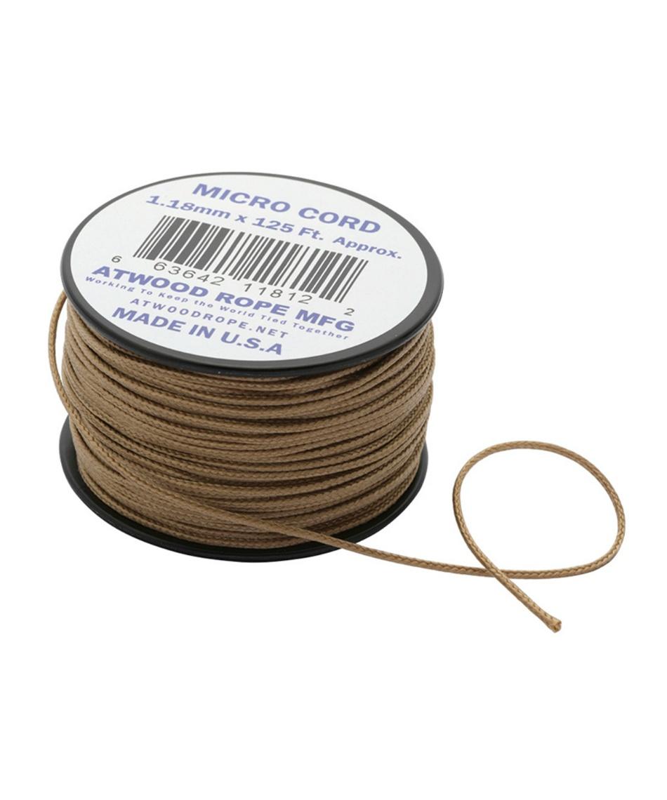 アトウッドロープ(Atwood Rope) ショックコード マイクロコード 44002