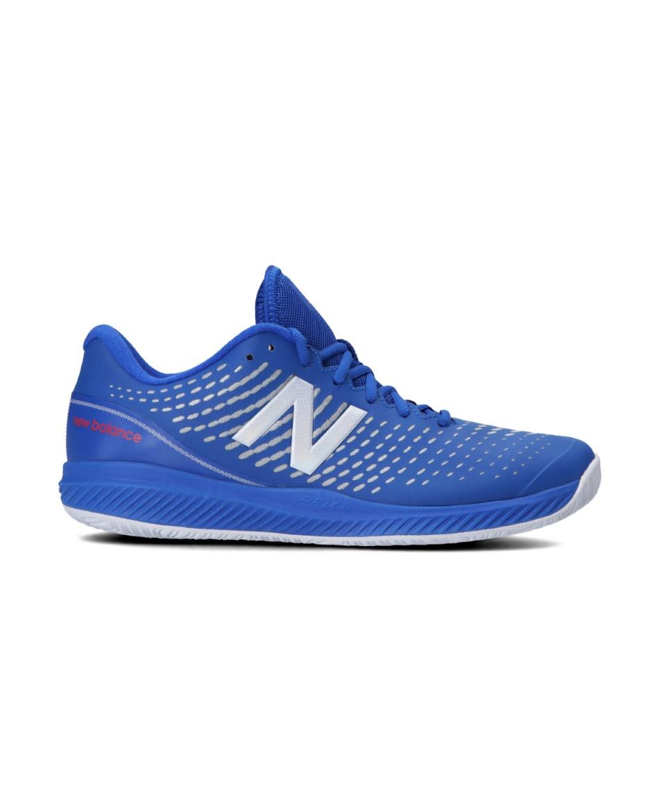ニューバランス(new balance) テニスシューズ オールコート MCH796V2 MCH796C2 2E